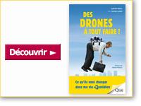 Livre Des drones à tout faire ?