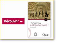 Livre L'Évolution, question d'actualité ?