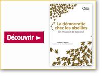 Livre La démocratie chez les abeilles