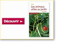 Livre Les animaux utiles au jardin