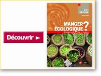 Livre Manger écologique ?
