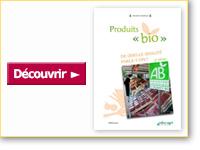 Livre Produits « bio »
